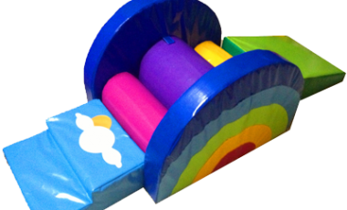 Kit estimulador de gateo Arcoiris